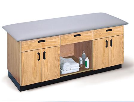 4834 All Purpose Treatment Table Hausmann Industries