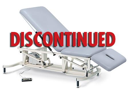 Hausmann Industries Inc Hi Lo 3 Section Treatment Table