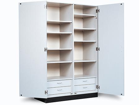 8248  sc 1 st  Hausmann Industries & Hausmann Industries Inc. | Double Door Storage Cabinet