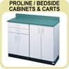 ProLine/Bedside Cabinets & Carts