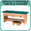 Specialty/Portable Tables & Couches