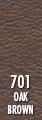 701 Oak Brown